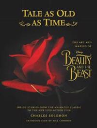 Tale as old as time - the art and making of beauty and the beast
