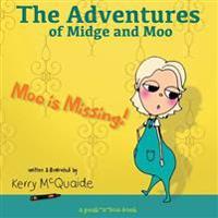 Moo Is Missing: A Peek-A-Boo Book