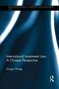 International Investment Law