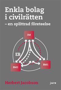 Enkla bolag i civilrätten - En splittrad företeelse