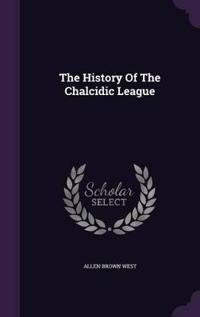 The History of the Chalcidic League