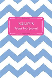 Kaley's Pocket Posh Journal, Chevron