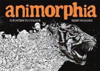 Animorphia: 20 posters to colour