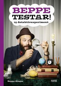Beppe testar - 15 detektivexperiment
