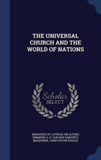 The Universal Church and the World of Nations
