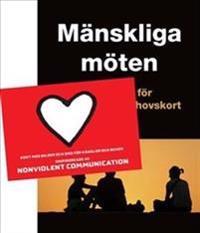 Kort med bilder och ord för känslor och behov, inspirerade av Nonviolent Communication