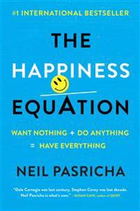 Happiness Equation - Neil Pasricha - böcker (9780399576959)     Bokhandel