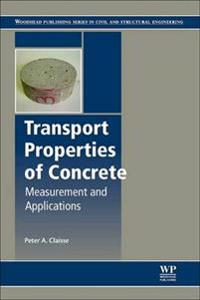 Transport Properties of Concrete
