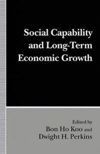Social Capability and Long-term Economic Growth