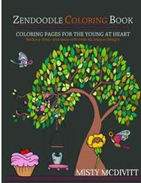 Zendoodle Coloring Pages: For the Young at Heart