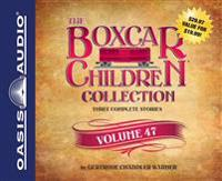 The Boxcar Children Collection, Volume 47: The Mystery at the Calgary Stampede, the Sleepy Hollow Mystery, the Legend of the Irish Castle