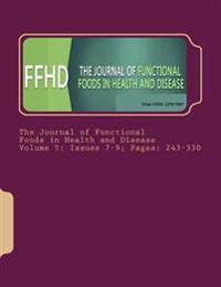The Journal of Functional Foods in Health and Disease. Volume 5: Issues 7-9; Pages: 243-330: Issues 7-9, Pages 243-330