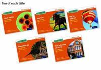 Read Write Inc. Phonics: Orange Set 4 Non-fiction Pack of 50