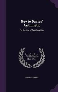 Key to Davies' Arithmetic