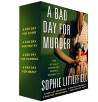 Bad Day for Murder, The Stella Hardesty Series 1-4