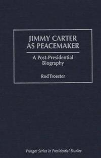 Jimmy Carter As Peacemaker