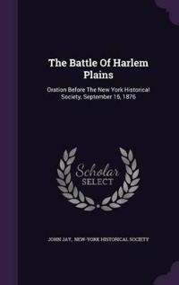 The Battle of Harlem Plains