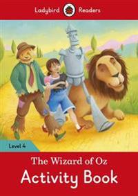 Wizard of oz activity book - ladybird readers level 4
