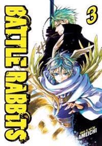 Battle Rabbits Vol. 3