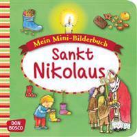 Mein Mini-Bilderbuch: Sankt Nikolaus