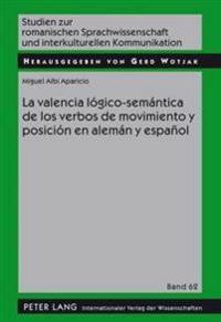 La Valencia L[gico-Semntica de Los Verbos de Movimiento y Posici[n En Alemn y Espaol