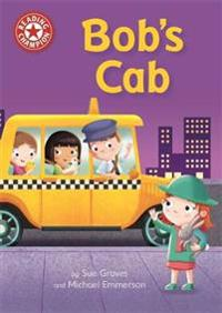 Reading champion: bobs cab - independent reading red 2