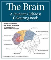 Brain: a students self-test colouring book