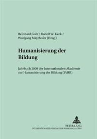 Humanisierung Der Bildung- Jahrbuch 2000: Гуманиза&#10 Образо&#107
