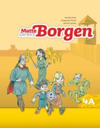 Matte Direkt Borgen Grundbok 4A Ny upplaga