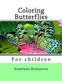 Coloring Butterflies