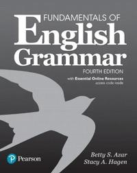 Fundamentals of English Grammar Student Book with Online Resources, 4e