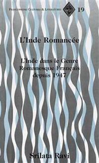 L'inde Romancee