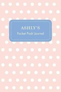 Ashly's Pocket Posh Journal, Polka Dot