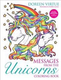 Messages from the Unicorns Coloring Book
