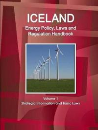 Iceland Energy Policy, Laws and Regulation Handbook