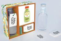Gröna smoothies-box