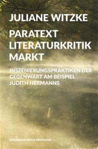 Paratext - Literaturkritik - Markt
