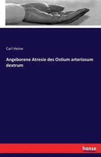 Angeborene Atresie Des Ostium Arteriosum Dextrum