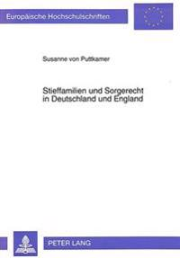 Stieffamilien Und Sorgerecht in Deutschland Und England