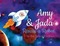 Amy & Jada: Rescue a Robot