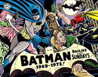 Batman The Silver Age Newspaper Comics Volume 3 (1969-1972)