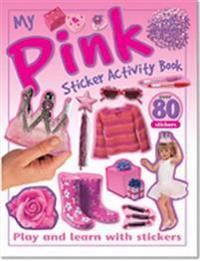 My Sticker Activity Book Pink
