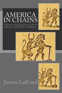 America in Chains: A History of Enslavement in North America: 1524-1868, Companion Volume to Stillbirth of a Nation