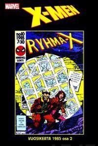 X-Men: Ryhmä-X