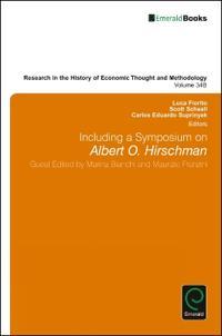 Including a Symposium on Albert O. Hirschman