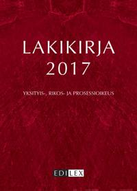 Lakikirja 2017
