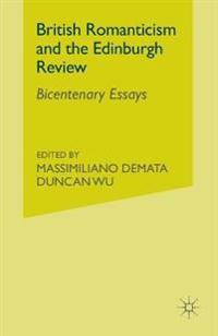 British Romanticism and the Edinburgh Review