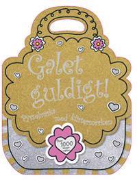 Galet guldigt! : pysselväska med klistermärken