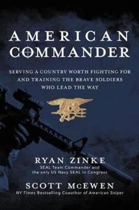 American commander - saving a country worth fighting for and training the b