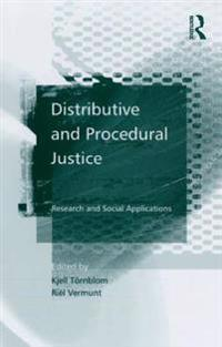 Distributive and Procedural Justice